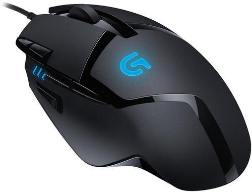 Mouse Gaming Logitech G402 Fury Hyperion (Negru) imagine