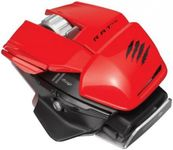 Mouse Gaming Mad Catz (Cyborg) Wireless R.A.T. M (Rosu)