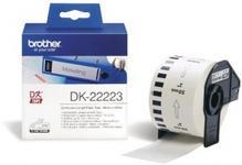 Etichete de hartie Brother DK- 22223 50mm x 30.48m