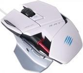 Mouse Gaming Mad Catz (Cyborg) Laser RAT 3 (Alb)