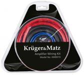 Kit cabluri audio pentru montaj auto Kruger&Matz