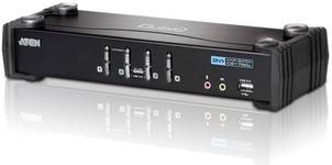 Switch KVM Aten CS1764A-AT-G, 4 porturi, USB