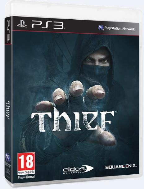 thief (ps3) + dlc the bank heist
