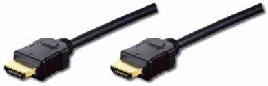 Cablu Digitus HighSpeed AK-330114-050-S, HDMI - HDMI, 5m