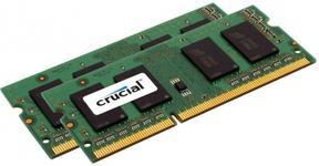 Memorie Laptop Crucial SO-DIMM, DDR3L, 16GB @1600MHz, CL11, 1.35V