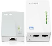 Kit 2 adaptoare Powerline Extender WiFi  TP-LINK TL-WPA4220KIT