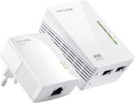 Kit 2 adaptoare Powerline Extender WiFi TP-LINK TL-WPA2220KIT