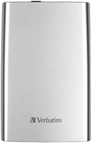 HDD Extern Verbatim Store'n'Go, 2,5inch, 2TB, USB 3.0 (Argintiu)