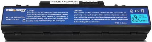 Baterie Laptop Whitenergy High Capacity 07046, Acer Aspire 4310, Li-ion, 6600 mAh