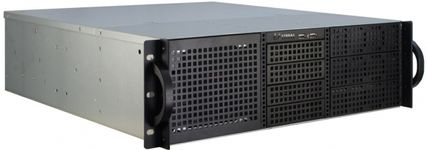 Carcasa Server Inter-Tech IPC 3U-30248, 3U, fara sursa