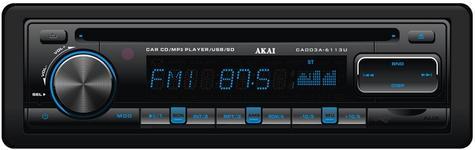 Radio CD Auto AKAI CA003A-6113U