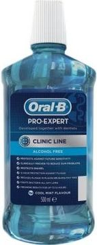 Apa de gura Oral-B Clinic Line 500ml