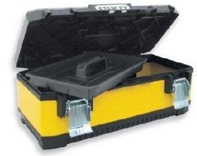 Cutie pentru unelte Stanley metal-plastic