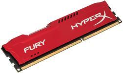 Memorie Kingston HyperX Fury Red Series DDR3, 1x4GB, 1866 MHz