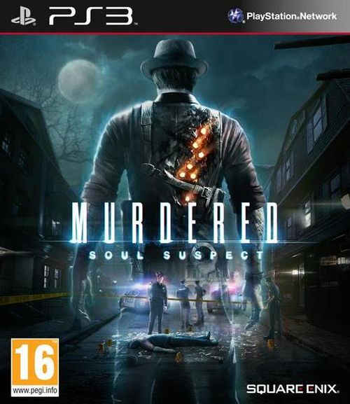 Murdered Soul Suspect (PS3)