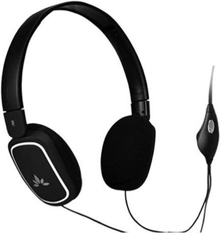 Casti stereo Avantre ADHF-006M-BLK, Microfon (Negru)