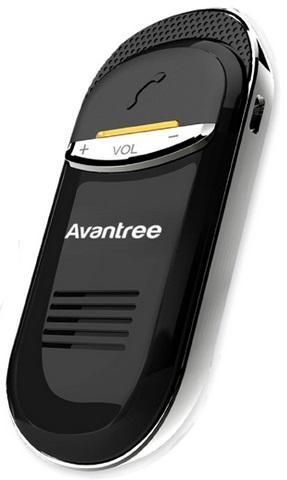 Car Kit Avantree Joytune BTCK-19T-EU US, Bluetooth, Handsfree, FM Radio (Negru)