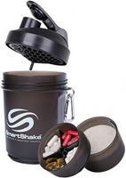 Sticla pentru sport si drumetii Smart Shake ORIGINAL 600 N, 600ml (Negru)