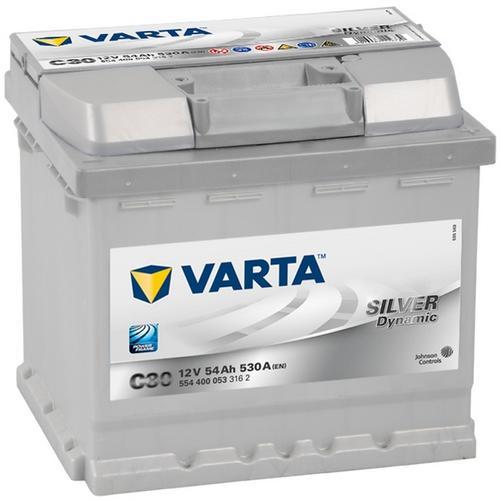 Baterie Auto Varta Silver 554400053 C30, 12V, 54 Ah