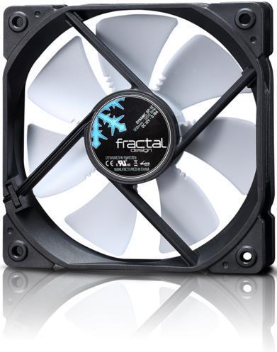 Ventilator Fractal Design Dynamic GP-12, 120 mm (Negru/Alb)