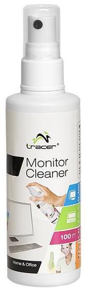 Lichid curatare Tracer TRASRO44579, pentru LCD, 250 ml