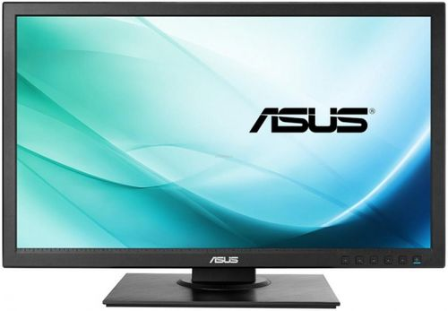 Monitor IPS LED ASUS 21.5inch BE229QLB, Full HD (1920 x 1080), VGA, DVI-D, DisplayPort, 5 ms GTG, Boxe, Pivot, Flicker free, Low Blue Light, TUV certified (Negru)