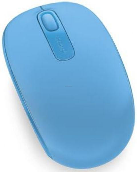 Mouse Microsoft Wireless Mobile 1850 (Albastru deschis)