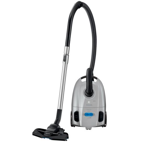 Aspirator cu sac Philips PowerLife FC8459/91, 3l, 1500W (Gri)