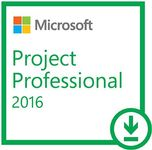 Microsoft Project Professional 2016, 32/64 bit, Multi Language, Licenta ESD (Electronica)