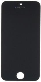 Inlocuire asamblu complet Display+Sticla iPhone 5C culoare Negru