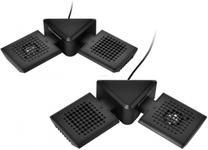 Cooler Laptop Thermaltake Satellite 2-in-1, Difuzor Stereo (Negru)
