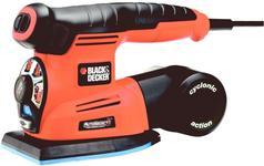 Slefuitor cu vibratii Black&Decker KA280K-QS, 220W, 4in1