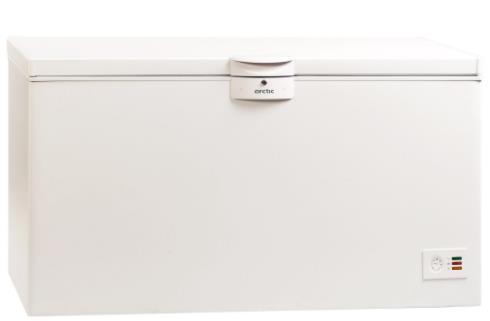 Lada frigorifica ARCTIC O47+, 451l, Clasa A+ (Alb)