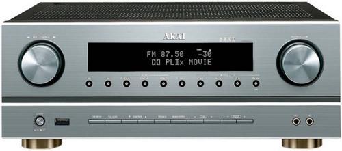 Amplituner AKAI AS005RA-750, 5.1 (Argintiu)