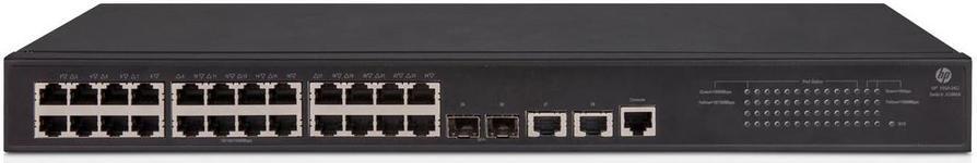 Switch HP JG960A, Gigabit, 24 Porturi