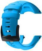 Curea de schimb pentru tracker Suunto Ambit 3 Sport, Silicon (Albastru)