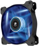 Ventilator Corsair AF120 Quiet Edition High Airflow, 120mm (Led Albastru)