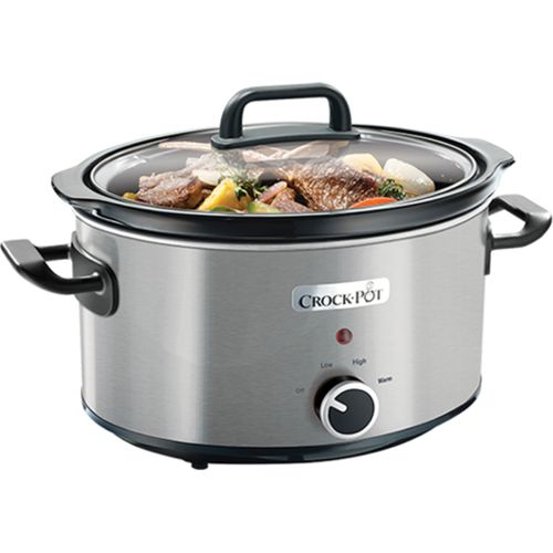 Slow cooker Crock Pot CSC025X-DIM, 210 W, 3.5 l, Inox