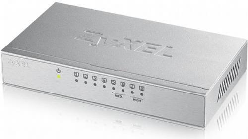 Switch ZyXEL GS-108BV3-EU0101F, Gigabit, 8 porturi