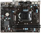 Placa De Baza Msi H81m-p33 Plus  Intel H81  Lga 11