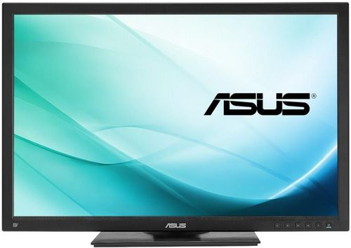 Monitor IPS LED ASUS 24.1inch BE24AQLB, 1920 x 1200, VGA, DVI-D, DisplayPort, 5 ms GTG, Boxe, Pivot, Flicker free, Low Blue Light, TUV certified (Negru)