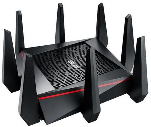 Router Wireless Asus RT-AC5300, Gigabit, Tri-band, 1000 + 2167 + 2167 Mbps, 8 Antene Externe title=Router Wireless Asus RT-AC5300, Gigabit, Tri-band, 1000 + 2167 + 2167 Mbps, 8 Antene Externe