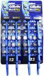 Aparat de ras Gillette Blue ll Plus Ultragrip, 24 lame