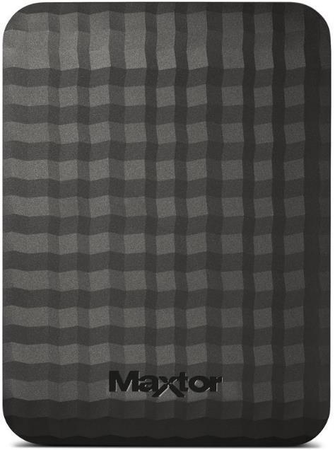 HDD Extern Maxtor M3 Portable, 1TB, 2.5inch, USB 3.0 (Negru)