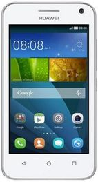 Telefon Mobil Huawei Y5, Procesor Quad-Core 1.1GHz, TFT Capacitive touchscreen 4.5inch, 1GB RAM, 8GB Flash, 5MP, 4G, Wi-Fi, Android (Alb)