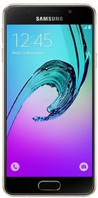 Telefon Mobil Samsung Galaxy A3 (2016), Procesor Quad-Core 1.5GHz, Super AMOLED capacitive touchscreen 4.7inch, 1.5GB RAM, 16GB Flash, 13MP, 4G, Wi-Fi, Android (Auriu) Black Friday
