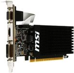 Placa Video MSI GeForce GT 710, 2GB, DDR3, 64 bit