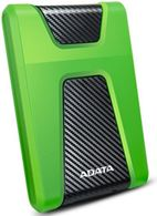 HDD Extern A-DATA Gaming HD650X, 2.5inch, 2TB, USB 3.0 (Verde)