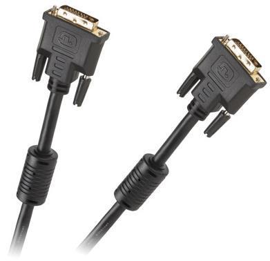 Cablu monitor OEM KPO3700-3, DVI - DVI, 3m