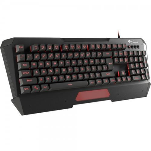 tastatura gaming genesis rx69 (neagra)